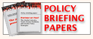 Policy Briefing Papers